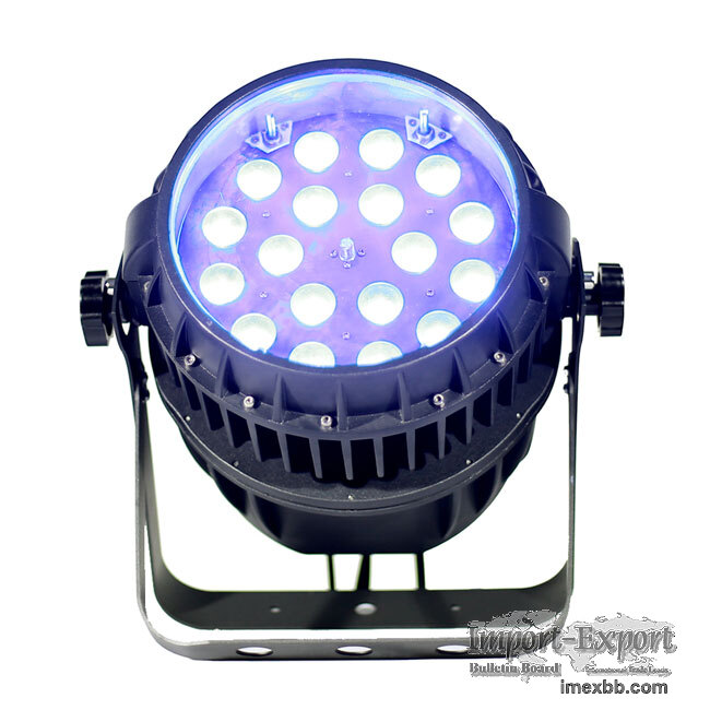 LED Wash, 18*12W 6-in-1 LED Par Can With Zoom (PHN016)