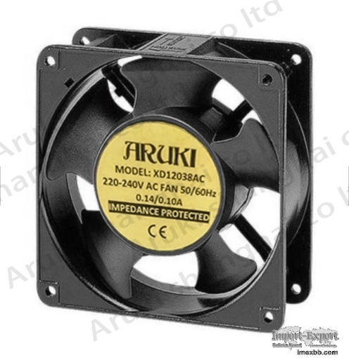 AC Axial Fan for Refrigeration
