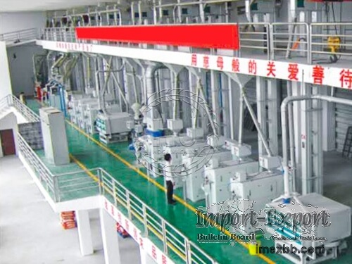 300-500T/D Rice Mill Plant