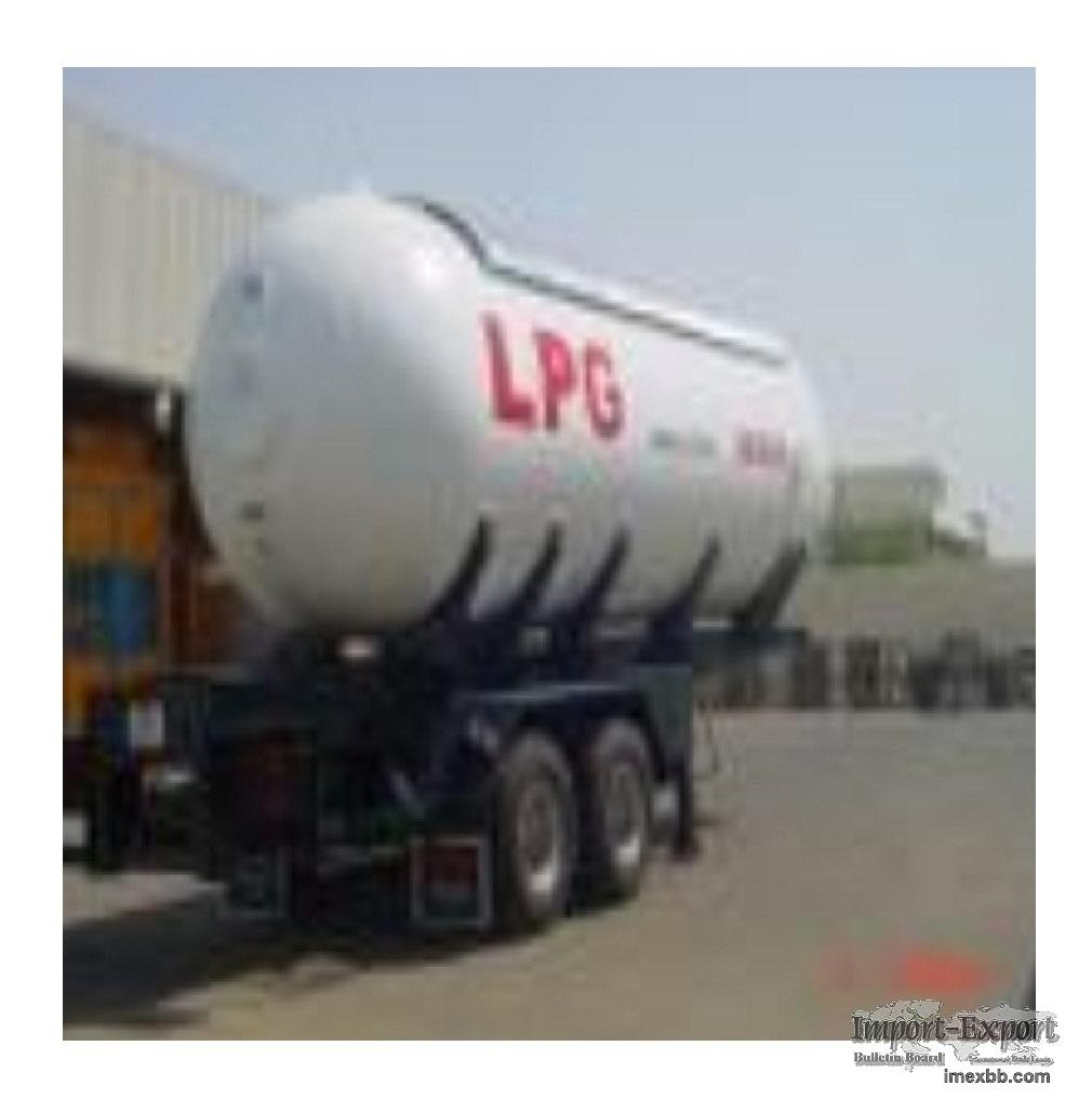 LPG Semitrailer