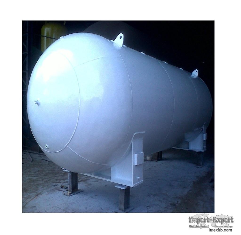 Propylene Gas Tank