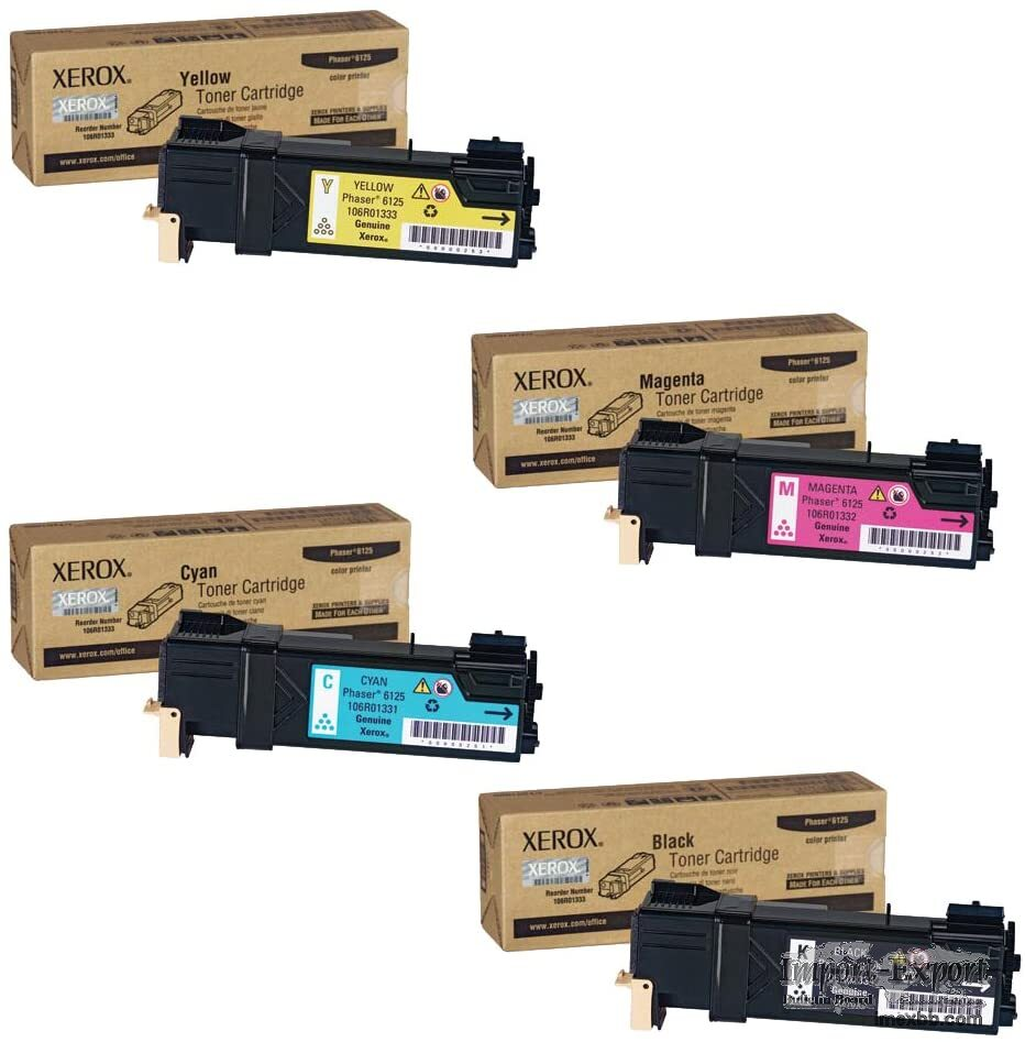 Genuine Xerox toner Cartridge