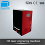 3D Crystal Laser Engraving Machine for Small Business Gift
