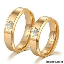 wed couple rings