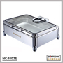 HC4803E  1/1 size hydraulic induction chafing dish,buffet service equipment