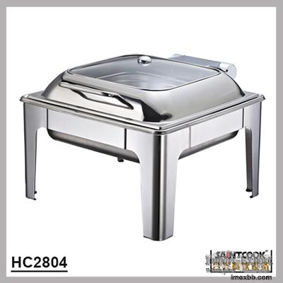 HC2801  2/3 square hydraulic chafing dish,buffet equipment food warmer