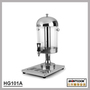 HG101A  single 8 liter juice dispenser,drink dispenser PC tank & brass tap