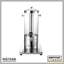 HG104A  single 10 liter drink dispenser,juice dispenser with FDA cert.