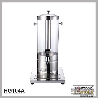 HG104A  single 10 liter drink dispenser,juice dispenser with FDA cert.