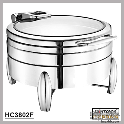 HC3802F  304 stainless steel chafing dish,restaurant & hotel food equipment