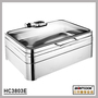 HC3803E  rectangle buffet service equipment chafing dish