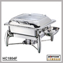 HC1804F Square 2/3 size chafing dish,food warmer for buffet service