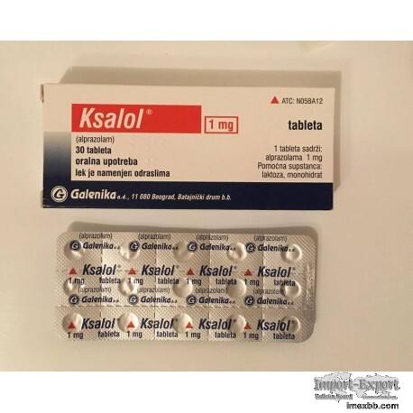 200 tabs XANAX 1 mg (blue Ksalol) $150