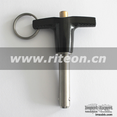 T handle quick release pin / M8ST30