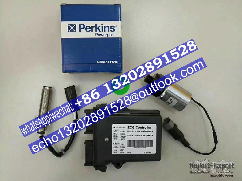 U85186161 T401132 Throttle Stop Controls Solenoid fits Perkins 403/404 400