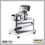 HBM-100 stainless steel hamburger patty press,hamburger machine with LFGB