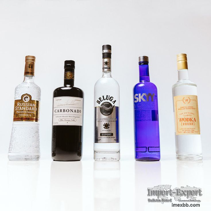 Vodka For Sale