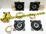 Four unit air caster system