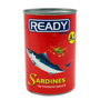 Canned Mackerel Fish Canned Tuna Fish in Vegetable Oil Canned Sardine Fish