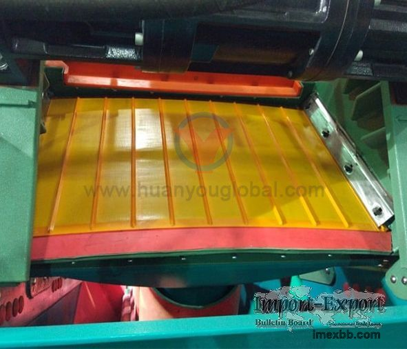 Polyurethane Fine Screen for mining