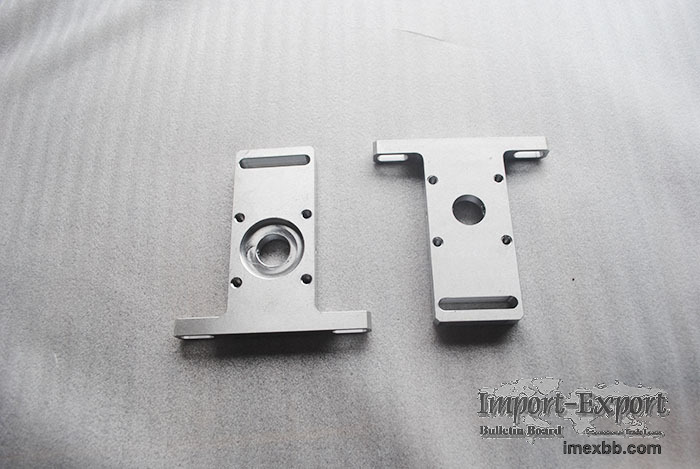 Electrical accessories machining China