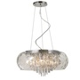 Glass Chandelier NC6148A-4