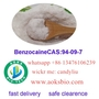 CHINA supplier sell benzocaine cas 94-09-7, best price for selling