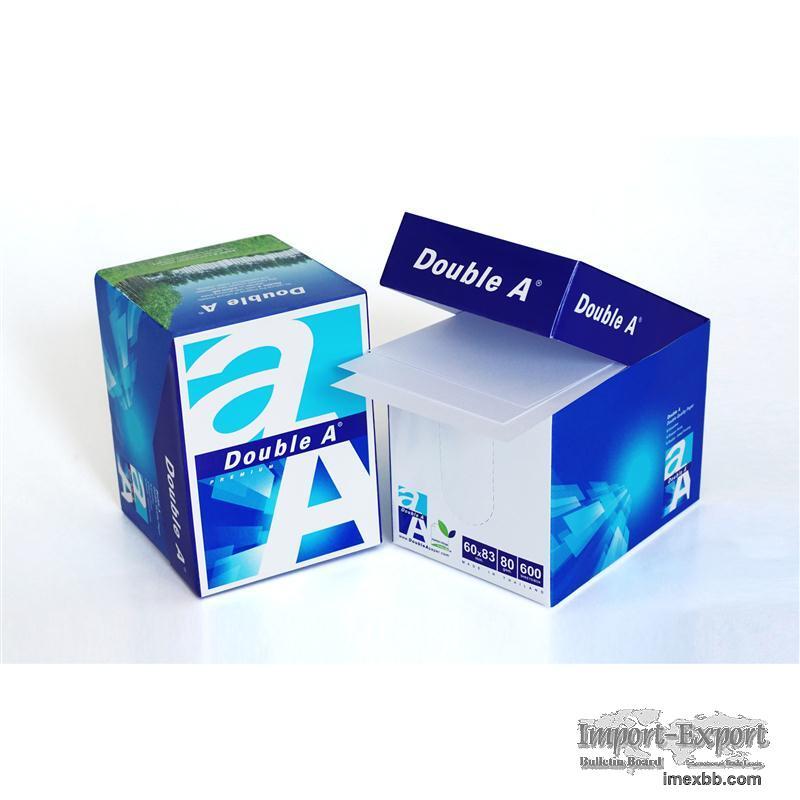 Double A Copier Paper A4 A3 80 GSM