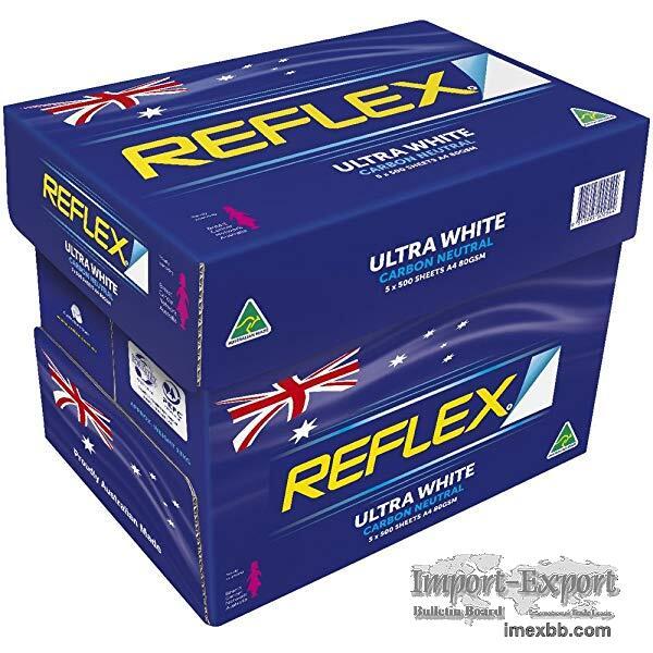 Reflex A4 Paper 80 GSM