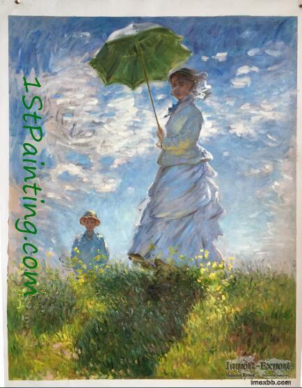 Selling Oil Paintings