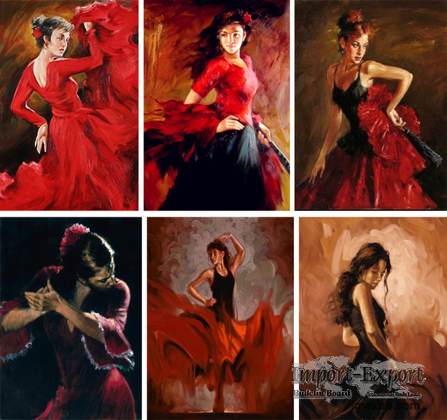 Oil Paintings Supplier