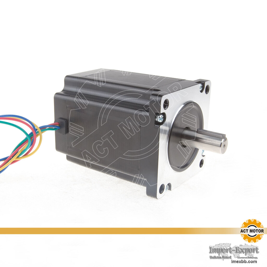 Two-Phase, Four-Phase Hybrid Stepper Motor  34HS2460-120