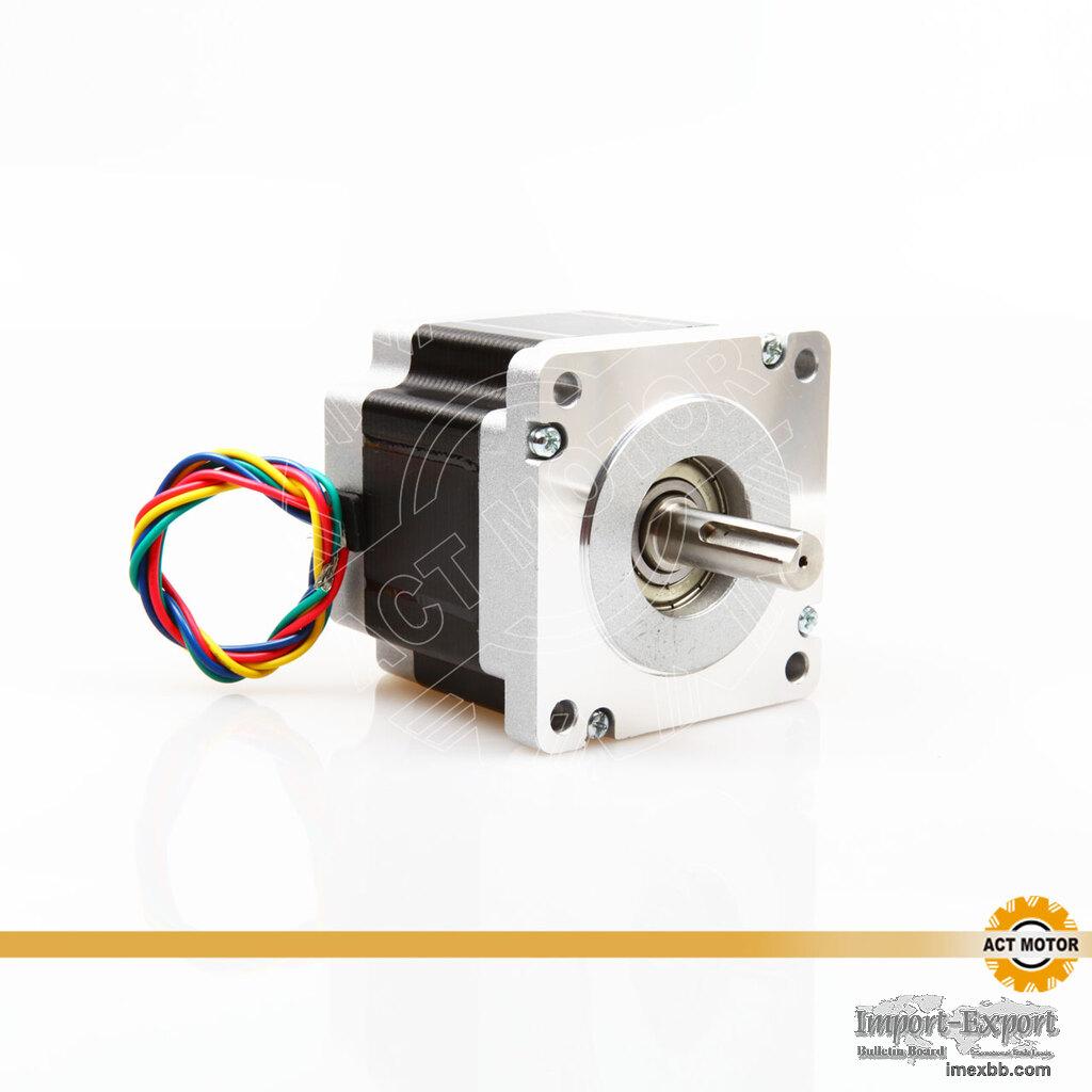 Two-Phase, Four-Phase Hybrid Stepper Motor  34HS8450-45