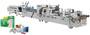 Automatic Pre-fold & Lock-bottom Folder Gluer Model SHH-600AG/800AG