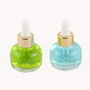 Amazing Quality Oil Face Transparent Serum Bottle Brand	Qiaojun Glass