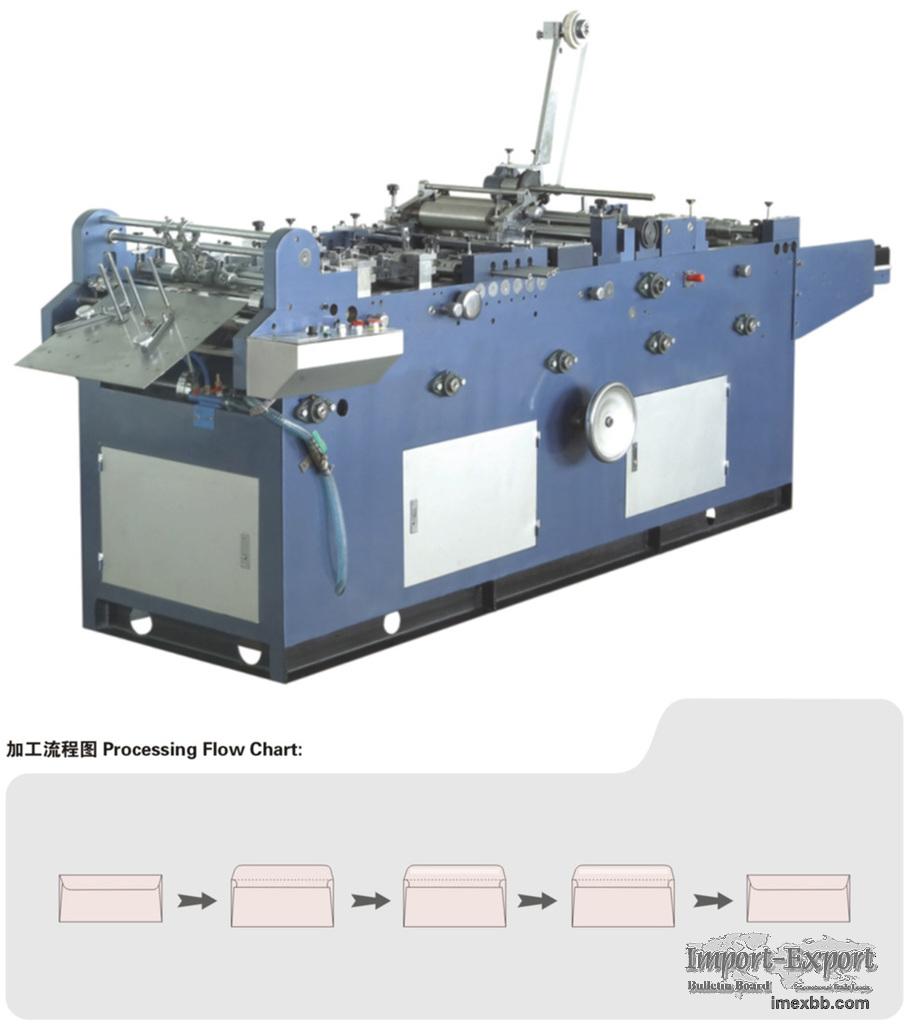 Peel and Seal Machine on Envelope's Flap Model TY-320