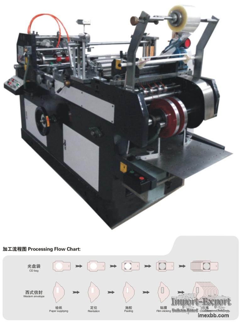 Window Patching Machine Model TM-200