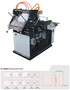 Full-automatic Envelope and Paper Pocket Making Machine Model HP-120