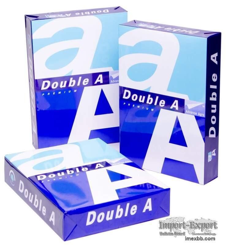 Double A paper A4 80 Gr
