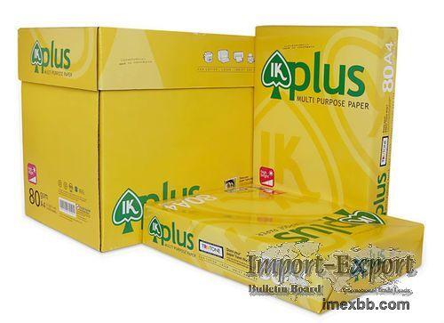 IK Plus A4 paper 80 Gr