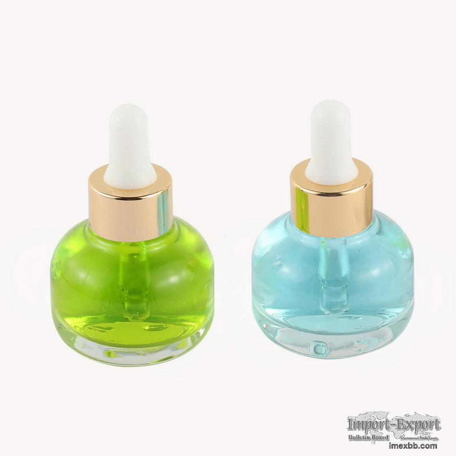 Amazing Quality Oil Face Transparent Serum Bottle