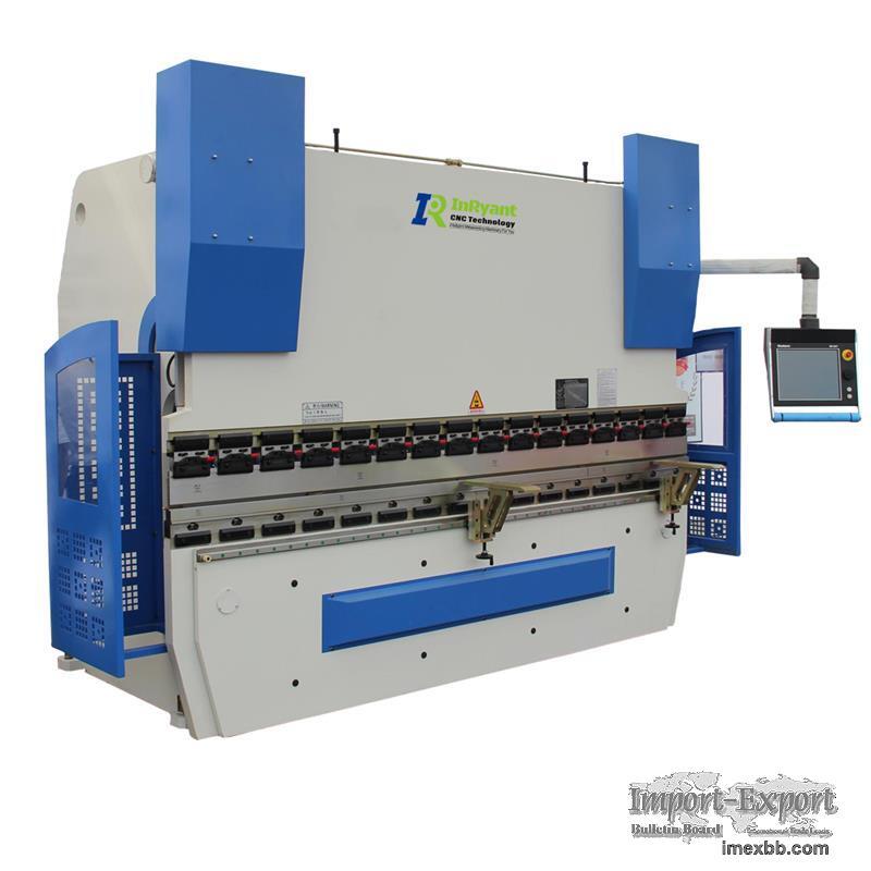 CNC Double Servo Pump Controlled Hydraulic Press Brake
