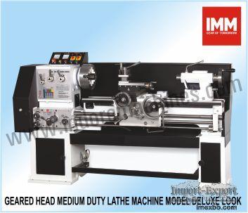 "KGL- 3 Medium Duty GEARED HEAD LATHE MACHINE 5'3"" ft"