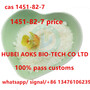 AOKS sell 2-bromo-4-methylpropiophenone,cas 1451-82-7 in low price