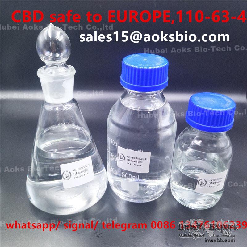 China Supply lowest Price 1 4 Butandiol 99.9 % BDO 1.4bdo,cas 110-63-4