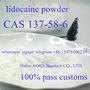 buy lidocaine cas 137-58-6 in low price, sales15@aoksbio.com