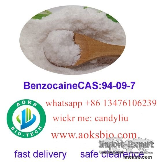 buy benzocaine in the lowest price, cas 94-09-7,whatsap+8613476106239