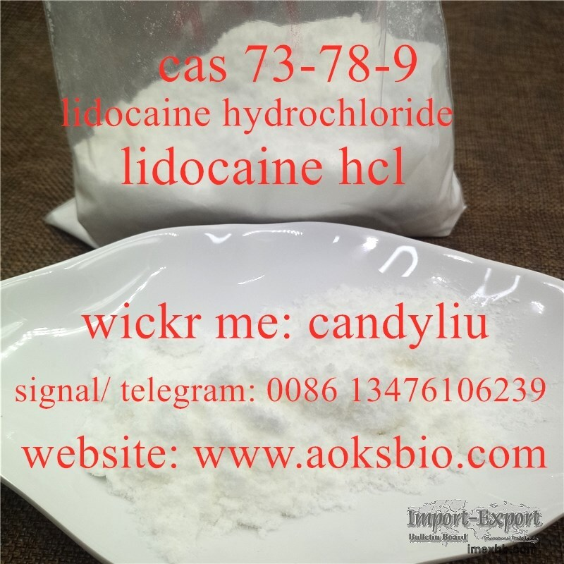 buy CHINA intermediates lidocaine hcl 73-78-9 in the lowest price