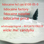 buy lidocaine hydrochloride,best price for lidocaine hcl,cas 6108-05-0