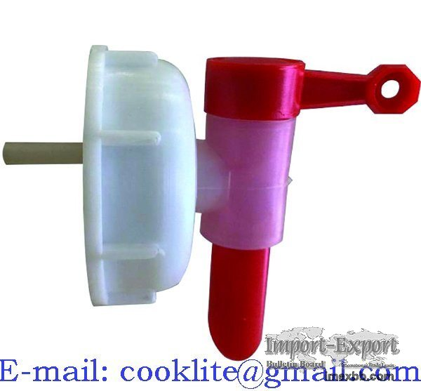 Ventil / kohút na kanister / Ventil plastový so závitom na sud na vodu